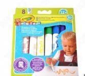 Набор фломастеров Crayola First Markers