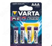 Элемент питания VARTA Professional AAA 4 шт.