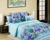 Комплект постельного белья ТексДизайн «Гортензия 4». Семейный