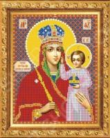 Набор для вышивания бисером Светлица «Пресвятая Богородица Призри на смирение»