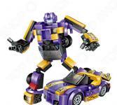 Конструктор-игрушка Loz «2 в 1. Легковой автомобиль»