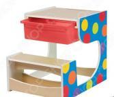 Стол-парта со скамейкой Alex 713N