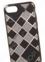 Чехол для телефона TPU для iPhone 8/7 «Клетка с полосками»