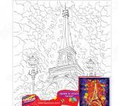 Набор для росписи по холсту Креатто «Париж»