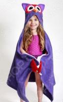 Полотенце с капюшоном Zoocchini «Сова Оливия»