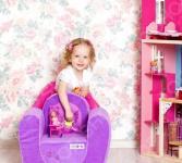 Кресло детское PAREMO «Фея»
