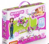 Конструктор игровой Engino IG15 Inventor Girls