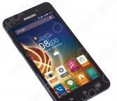 Смартфон Philips Xenium V526 LTE 8Gb