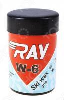 Мазь лыжная синтетическая RAY W-6