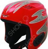 Шлем горнолыжный VCAN VS600 REDBAT. Размер: S (55-56). Уцененный товар