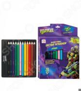 Набор цветных карандашей Kuso К10015 «Черепашки-ниндзя»