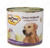 Корм консервированный для собак Мнямс «Олья Подрида по-Барселонски»