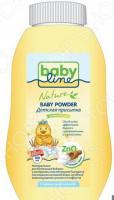 Присыпка для малышей Babyline с цинком