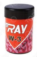 Мазь лыжная синтетическая RAY W-3