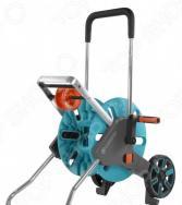 Катушка для шланга на колесах Gardena AquaRoll M Easy