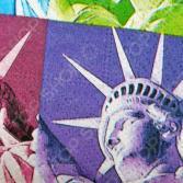 Салфетки бумажные для декупажа Colourful Life «Статуя свободы»
