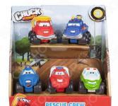 Набор машинок игрушечных Chuck & Friends «Спасатели»