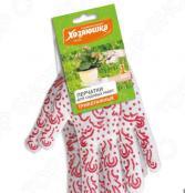 Перчатки садовые Хозяюшка 17029