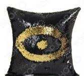 Подушка декоративная Bradex «Русалка черная»