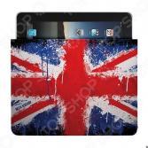 Чехол для iPad Mitya Veselkov «Британский флаг в краске»