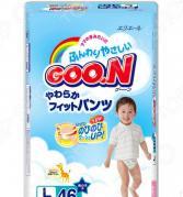 Трусики-подгузники для мальчика GOO.N L (9-14 кг)