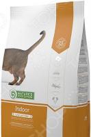 Корм сухой для домашних кошек Nature's Protection Indoor