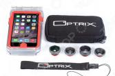 Набор аксессуаров для смартфона Optrix Photo Pro для iPhone 6/6S
