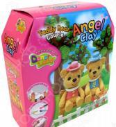Набор для лепки из массы Kinder Club Teddy Bear