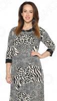 Платье Лауме-Лайн «Ночное созвездие». Цвет: черный