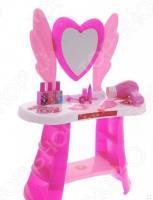 Игровой набор для девочки 1 Toy «Туалетный столик большой: Сердце»