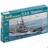 Сборная модель линкора Revell U.S.S. Missouri 2-я МВ