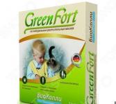 Капли для кошек от эктопаразитов Green Fort G109
