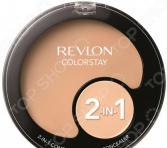 Набор: тональная основа и консилер Revlon Colorstay