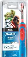 Щетка зубная электрическая Braun Oral-B Vitality D12.513K Star Wars Kids