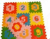 Коврик-пазл развивающий ECO COVER «Цифры»