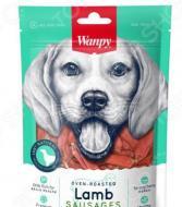 Лакомство для собак Wanpy «Сосиски из мяса ягненка»