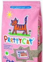 Наполнитель для кошачьего туалета PrettyCat Euro Mix Club