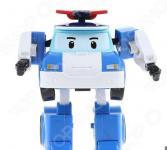 Игрушка-трансформер со световыми эффектами Poli «Поли» 83094