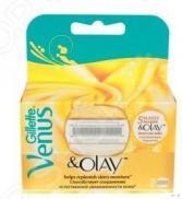 Сменные кассеты Gillette Venus&OLAY