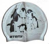 Шапочка для плавания Atemi PSC407
