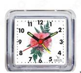 Будильник Вега Б 1-004 «Розы»