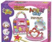 Набор для лепки из массы Kinder Club Princess Accessories