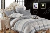 Комплект постельного белья Cleo 402-SK. Евро