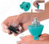 Держатель-кольцо лака для ногтей Bradex Bottle holder Tweexy «Лотос»