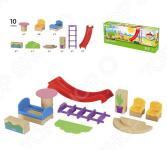 Игровой набор мебели с аксессуарами Brio 33955