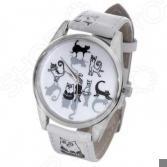 Часы наручные Mitya Veselkov «Кошки и коты»
