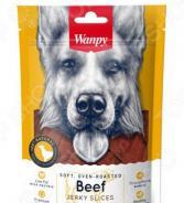 Лакомство для собак Wanpy «Соломка из вяленой говядины»