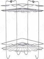 Полка для ванной угловая Rosenberg RUS-385041-2