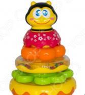Игрушка-пирамидка HAP-P-KID «Пчелка»