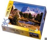 Пазл 3000 элементов Trefl «Озеро в Доломитах»